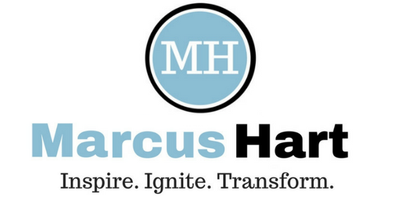Marcus Hart presents..Transform U!