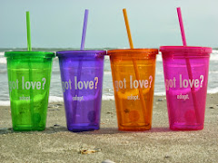 Insulated Travel Cups w/ Straw (BPA free)