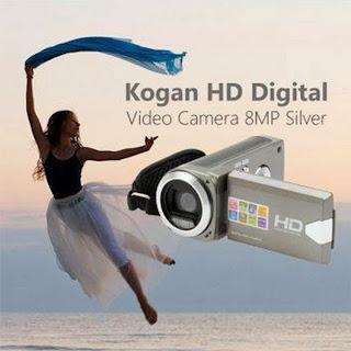 Spesifikasi Dan Harga Kogan HD Digital Video Camera
