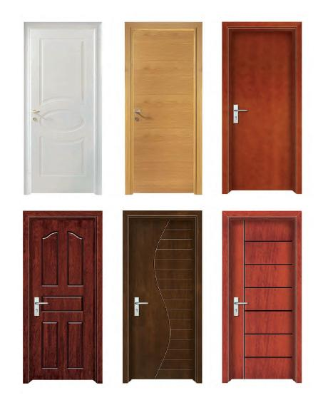 Kerala Model bedroom Door Designs