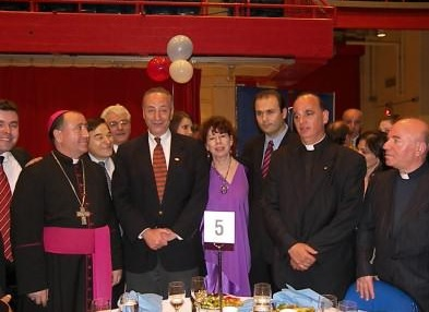 $ 1.3 Million from US Albanians for  Mother Teresa Cathedral in Pristina - The muslim Jim Xhema donated the most: $ 100,000
