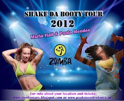 Shake Da Booty Tour 2012