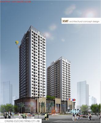 Giao thông thuận lợi tại chung cư Vov Complex