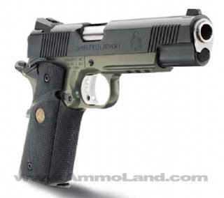 Pistol Springfield Armory Loaded 1911