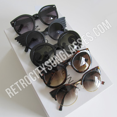 Designer Inspired Oversized #Sunglasses