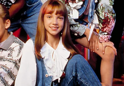 12-year-old Britney Jean Spears