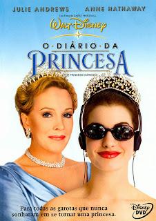Assistir O Diário da Princesa Dublado Online HD
