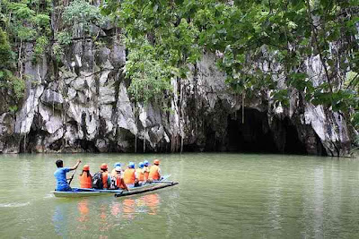 Puerto Princesa Underground River entrance