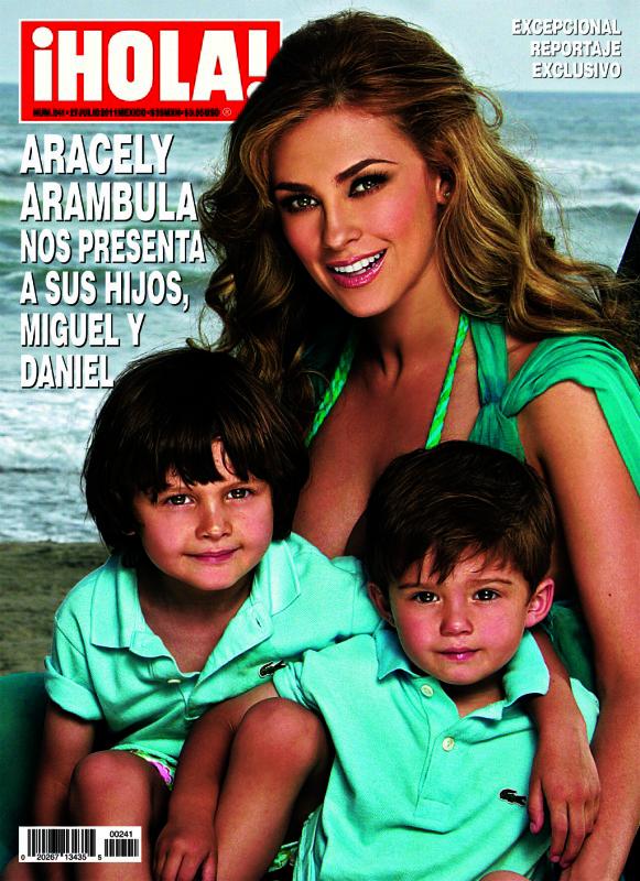 Hijos De Aracely Arambula 2013