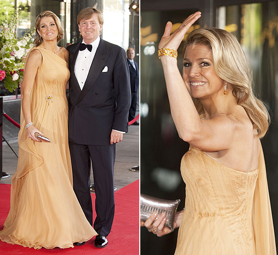 ROYAL COUTUREFuture Queen Of The Netherlands