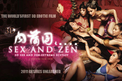 3D Sex and Zen (2011) BRRip MKV 725MB (18+)