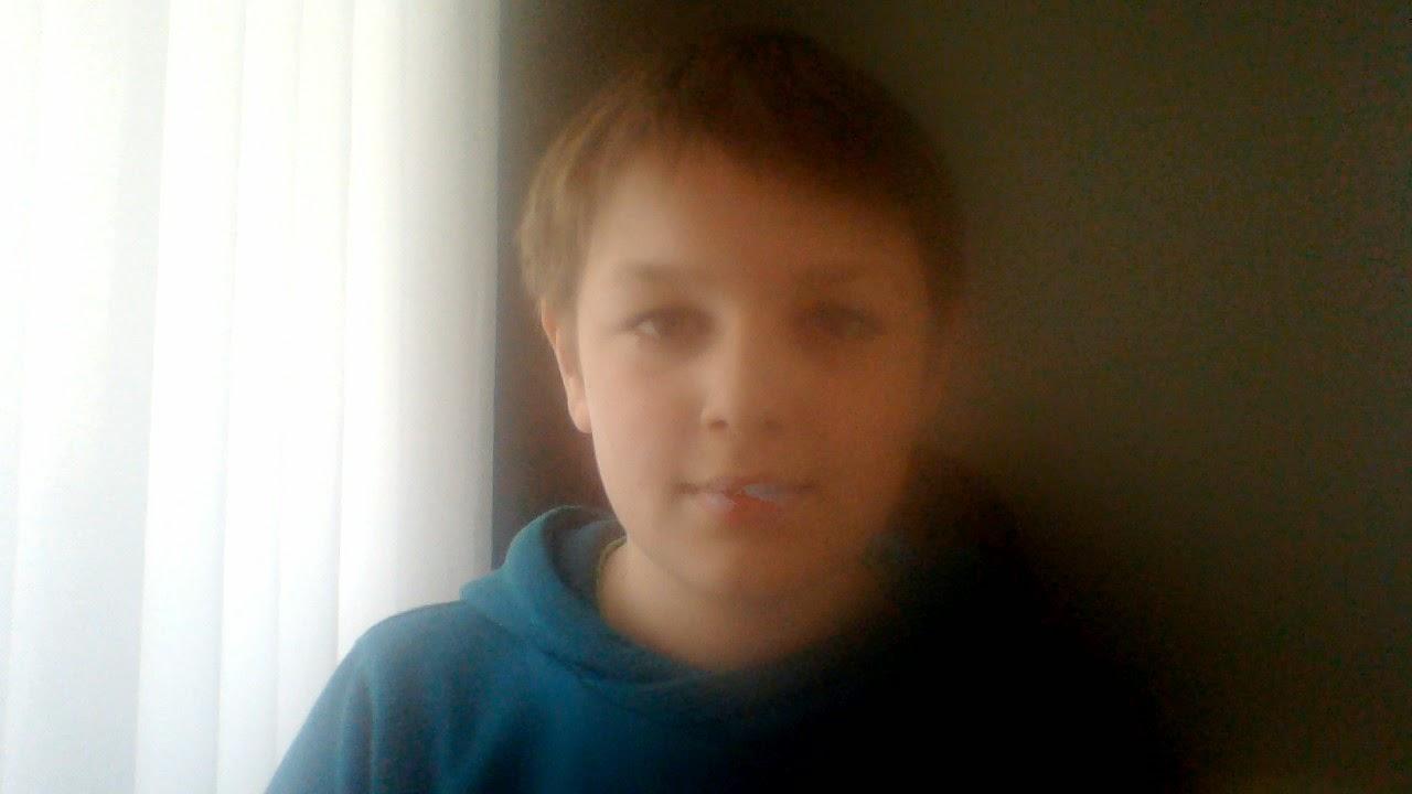 Dit is mijn kleinzoon Dean