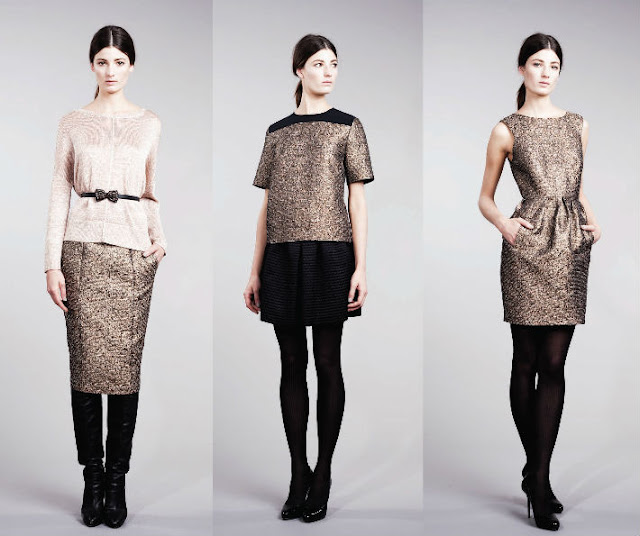 Whistles AW12 lookbook