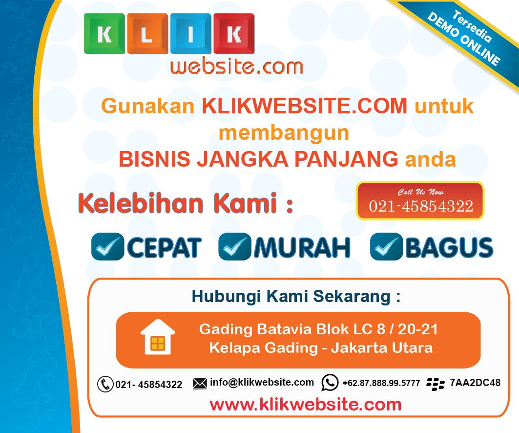 Web Desain Murah Terbaik di Indonesia