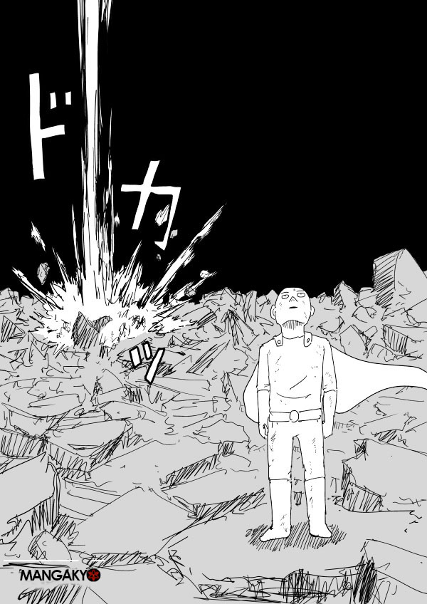 Onepunch-Man ONE Chapter 92-2