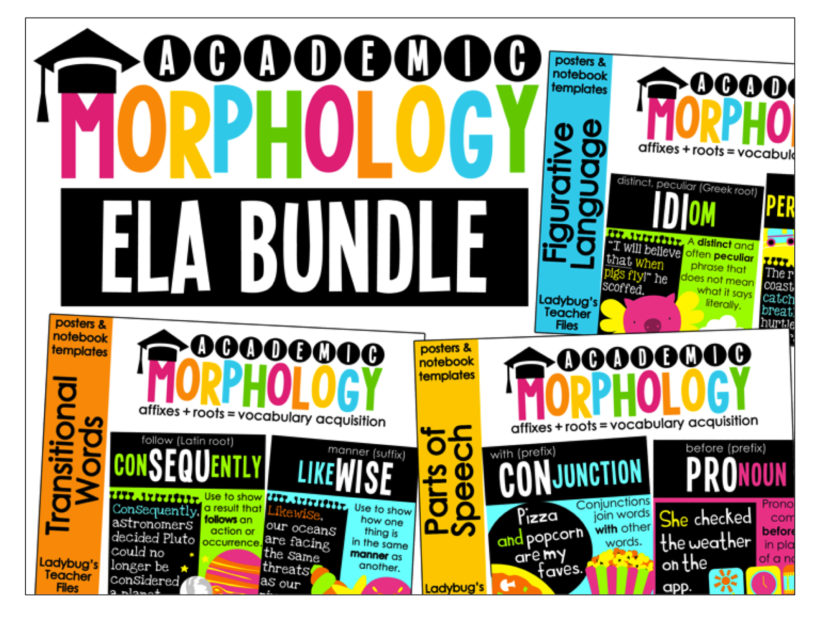 https://www.teacherspayteachers.com/Product/ELA-Posters-Notebook-Templates-Academic-Morphology-Bundle-1627245