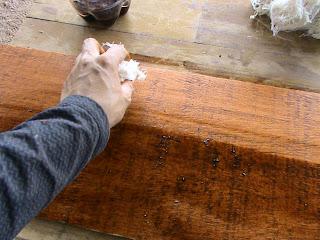 Decoraciones manualidades en madera como cambiar el tono - Limpiar madera barnizada ...