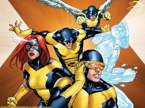 10 X-Men en la vida real