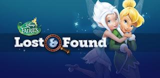 Disney Fairies Lost & Found APK+DATA Files Download-iGAWAR