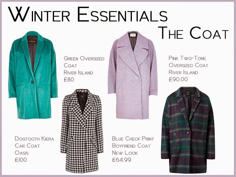 Winter Essentials - The Coat