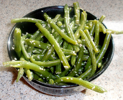 how to cook green beans so they are tender