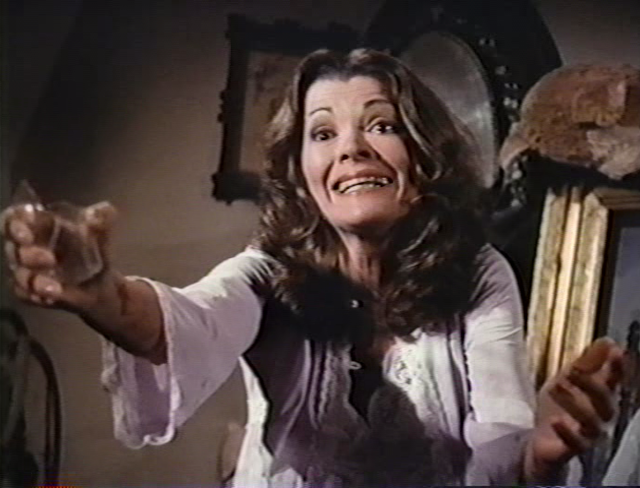 Jessica Walter as Freddie Morgan in HOME FOR THE HOLIDAYS (1972)