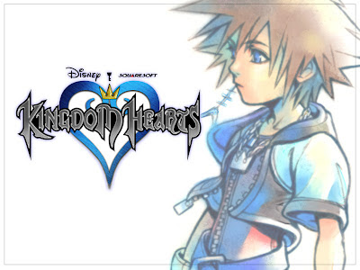 kingdom hearts 1 HD