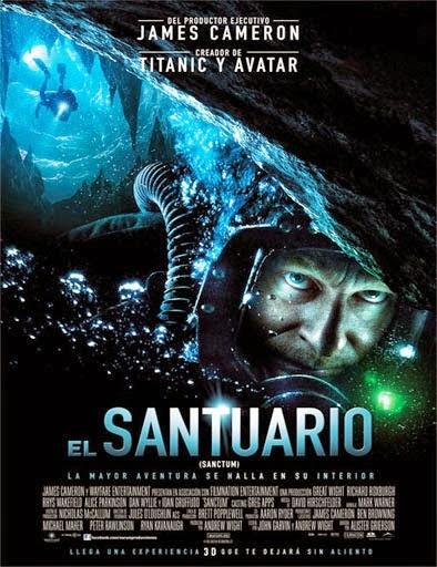 Ver El santuario (Sanctum) (2009) Online