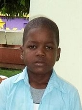 Enmanuel - Dominican Republic (DR-484), Age 9