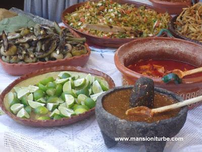 Tradicional Mexican Cuisine