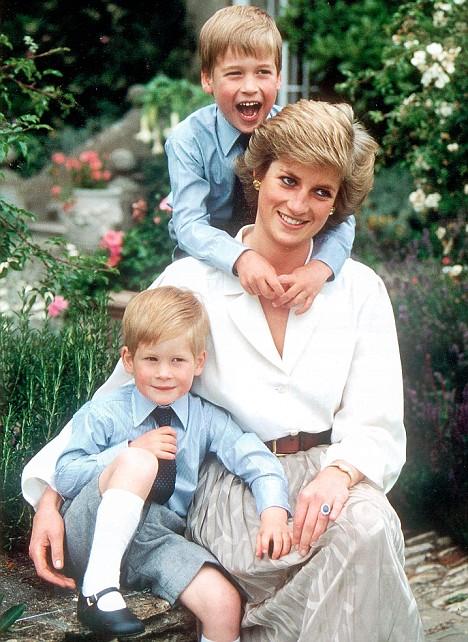 prince william childhood 3