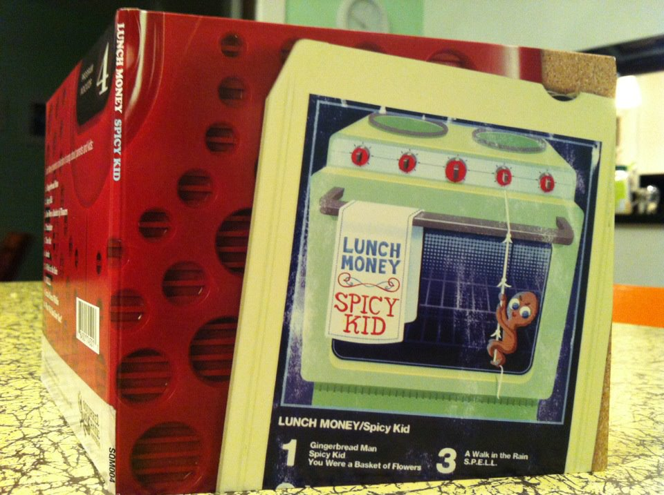 Lunch Money's 'Spicy Kid' Album