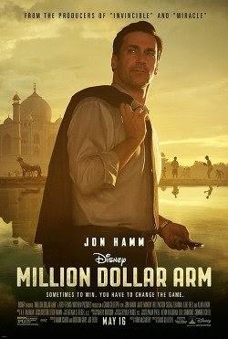 Million Dollar Arm en Streaming