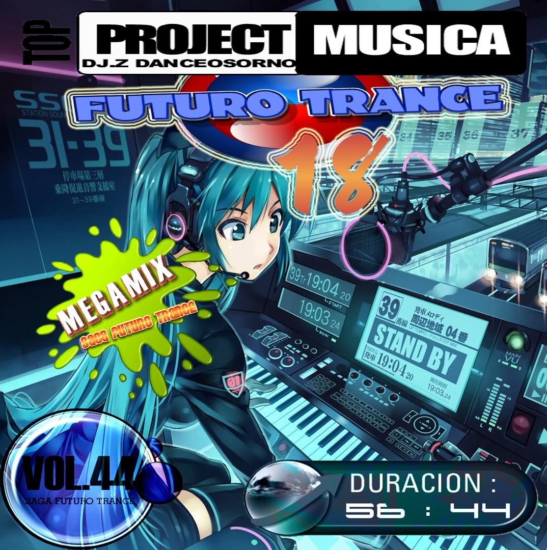 megamix futuro trance vol.18