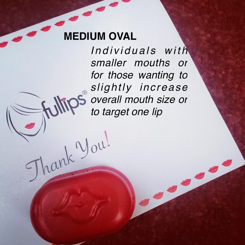 Medium Oval Fullips Review UK