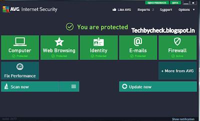 AVG Antivirus 2013 full version with working serial key