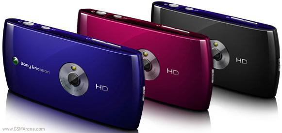 Sony Ericsson <b>Vivaz</b> ~ Celularzão