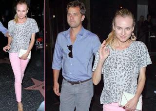 Diane Kruger & Joshua Jackson's Sushi Dinner Date Night » Gossip | Diane Kruger | Joshua Jackson
