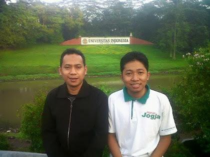 Uiversitas Indonesia, DEPOK