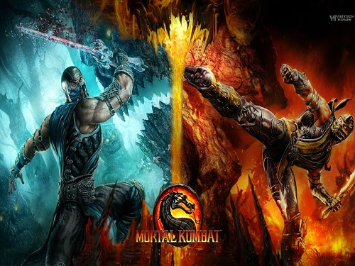 Top 5 Upcoming PC Games 2015, Mortal Kombat X