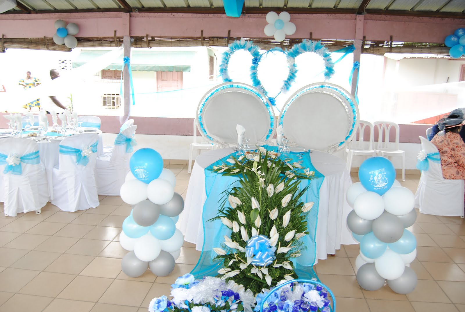 Images Decoration De Voiture A Abidjan : Decoration mariage traditionnel ivoirien idées et d