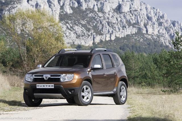 Der Dacia Duster: Die Basisversion ist nun schon ab einem Preis von 10.490 Euro erhältlich.