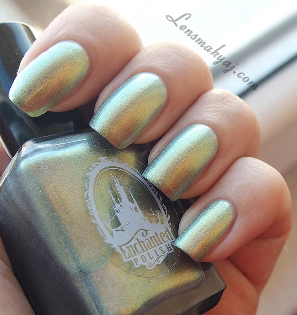 Enchanted Polish Electric Feel