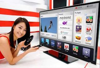 Estudo prevê que nos próximos quatro anos serão vendidos mais de 500 milhões de TVs conectadas em todo o mundo
