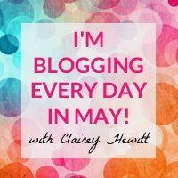 http://claireyhewitt.blogspot.com.au/2014/04/blog-every-day-in-may-2014.html