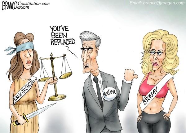 Mueller Gone Wild