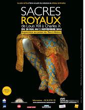 Actu expos / Sacres royaux, de Louis XIII à Charles X