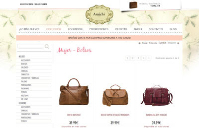 shop online Amichi