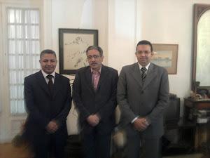 مع الدكتور عماد أبو غازي وزير الثقافة السابق