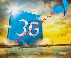 GP 60MB Free Internet Data